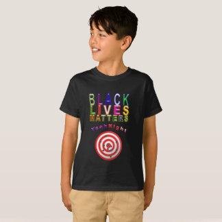 Black Lives Matters yeah right T-Shirt