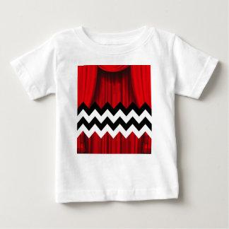 black lodge chevron baby T-Shirt