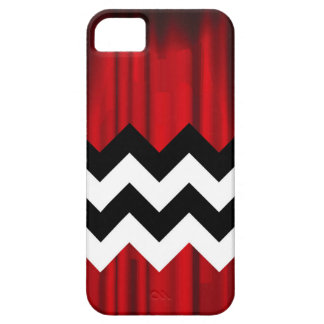 black lodge chevron iPhone 5 case