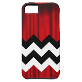 black lodge chevron iPhone 5 cover