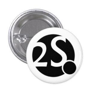 Black Logo Small Badge