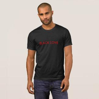 BLACK LOVE T-SHIRT FOR MEN