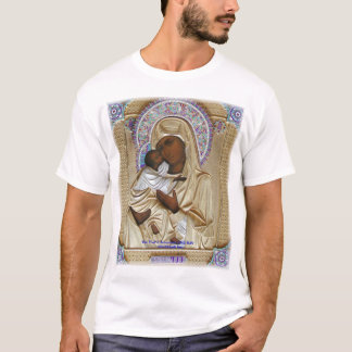 Black Madonna and Emmanuel T-Shirt