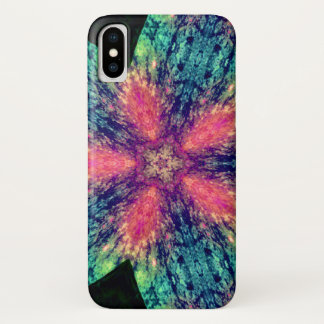 Black Magic Genie Star Mandala Case