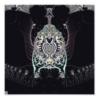 Black Magic Photo Print