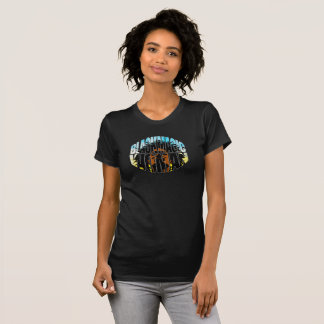 Black Magic Woman Rounded Tee