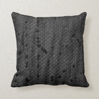 Black Mamba in illustrated,Art Cushion