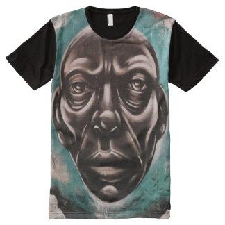 Black Man All-Over Print T-Shirt