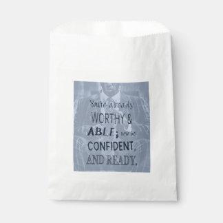 Black Man Confidence Favour Bag