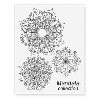 Black Mandala Collection
