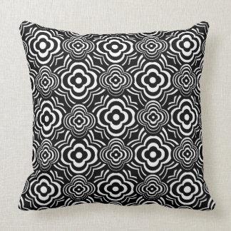 Black Marble Cushion