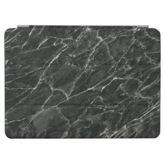 Black Marble iPad Air Cover