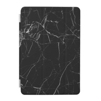 Black Marble Ipad Smart Case iPad Mini Cover