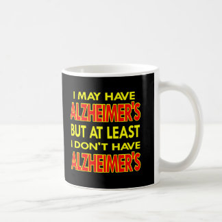 Black May Have Alzheimers Mugs