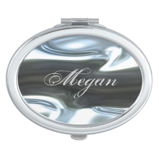 Black Melt Compact Mirror