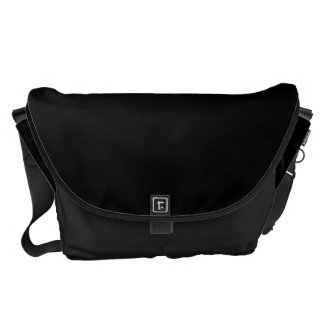 Black Messenger Bags