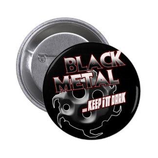 Black Metal music tshirt hat hoodie sticker poster Pinback Buttons