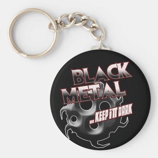 Black Metal music tshirt hat hoodie sticker poster Key Chain