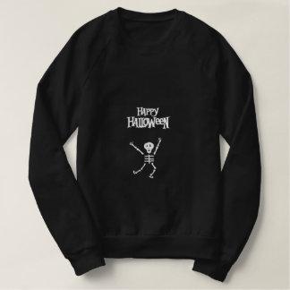 Black Moletom Halloween Black Sweatshirt