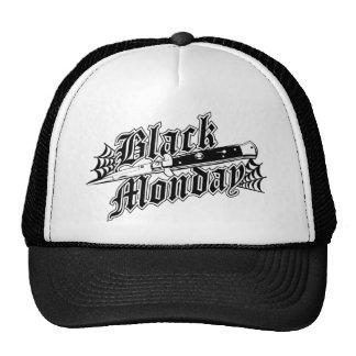 Black Monday Switchblade trucker hat