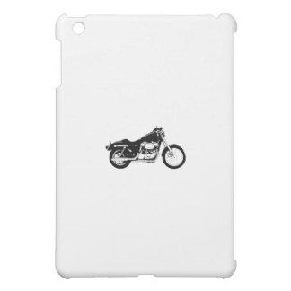 Black Motorcycle iPad Mini Cases