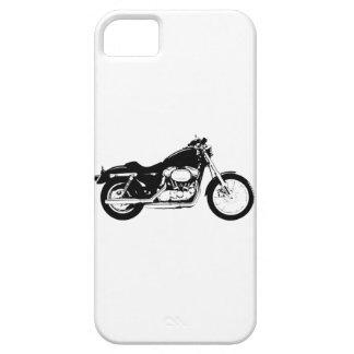 Black Motorcycle iPhone 5 Case
