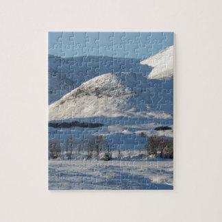 Black Mount , Scotland 8161 Jigsaw Puzzle