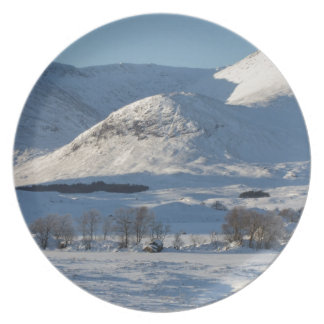 Black Mount , Scotland 8161 Plate