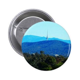 Black Mountain – Canberra 6 Cm Round Badge