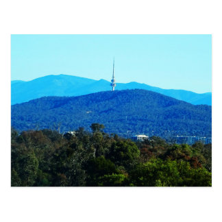 Black Mountain – Canberra Postcard