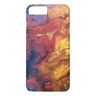 Black Multi Color iPhone cases