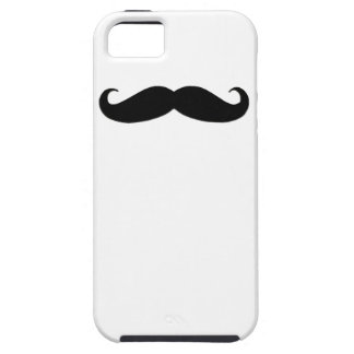 Black Mustache iPhone 5 Case-Mate Case