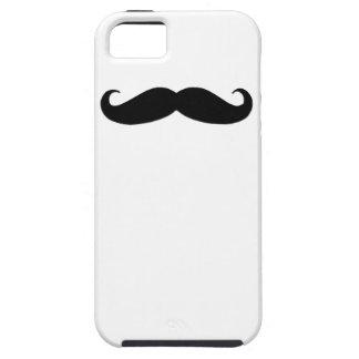 Black Mustache iPhone 5 Case-Mate Case