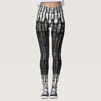 Black n White Leggings