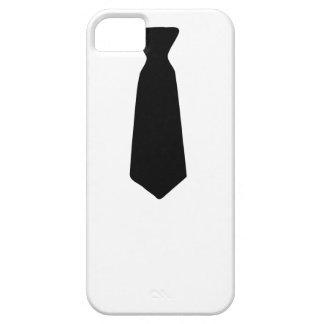 Black Necktie iPhone 5 Covers