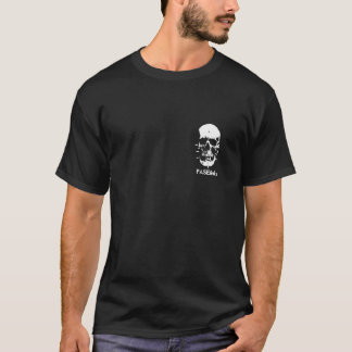 Black New Skull T-shirt