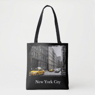 Black New York City Bag