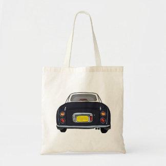 Black Nissan Figaro Car Useful Bag