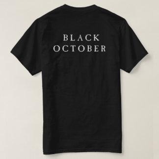 Black October T-Shirt