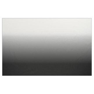 Black Ombre Fabric