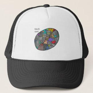 Black Opal Trucker Hat