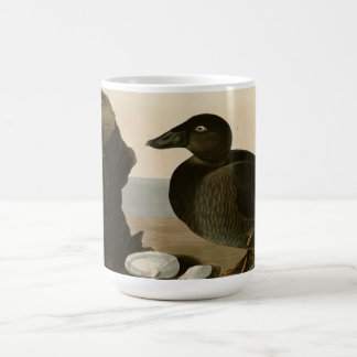 Black or Surf Duck Coffee Mug