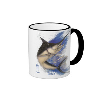 'Black Out' - Marlin Ringer Mug