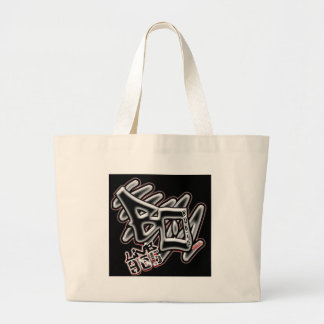 Black Out Radio Tote Bags