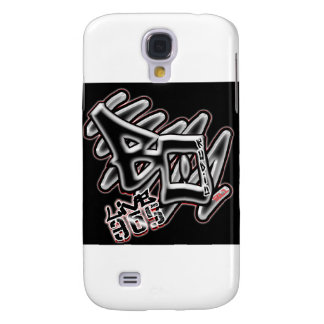 Black Out Radio Galaxy S4 Covers