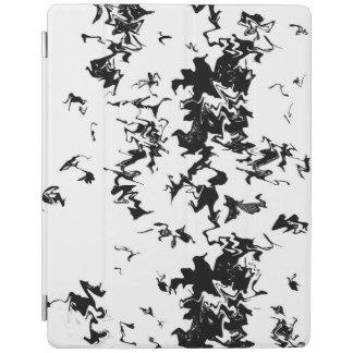 Black Paint iPad Smart Cover iPad Cover