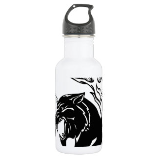Black Panther 532 Ml Water Bottle