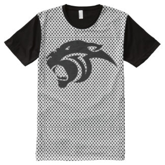 Black Panther All-Over Print T-Shirt