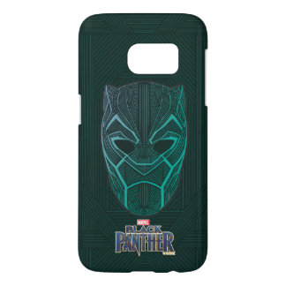 Black Panther | Black Panther Etched Mask