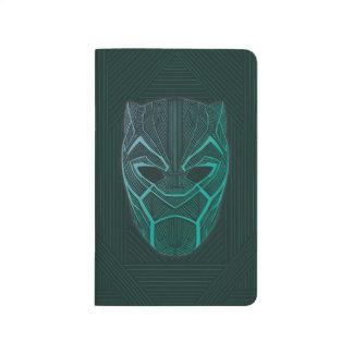 Black Panther | Black Panther Etched Mask Journal